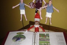 Elf on a Shelf Ideas / by Renee Bukoski