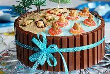 Kodas birthday cakes