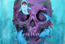 Art / Art, illustrations, posters that appeal to me..