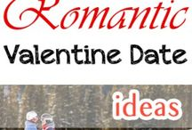 Valentine's ideas / Who says you can't celebrate Valentines all month? Whether it be early or late in the month this board will highlight some fun Valentine ideas like date spots, scavenger hunts, treats, experiences, outfits and more!