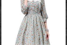 платья вдохновение