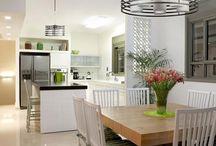 Cocinas / Ideas de iluminación en cocinas.