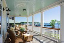Front Porch / Front porch inspiration
