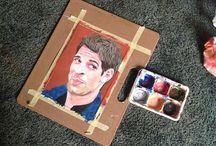 Portraits / Paintings of people