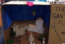 California Missions Projects / Fourth grade California Mission project ideas