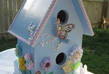 bird houses / by Darla Denning