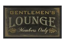 Gentlemans sports lounge
