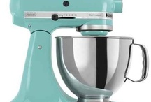 Cool Kitchen Stuff / Kitchen appliances decor blue