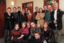 """salkkarit / finnish tv series """"Salatut elämät"""""""