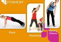 I <3 FIT4MOM / by Lyndsey Vioral