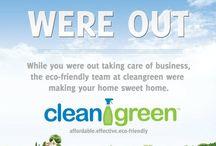 Cleangreen team