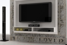 Muebles Tv / by Eugenio Alba