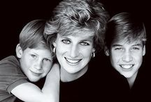 Kate, William and Princess Diana / by Kellie Adams
