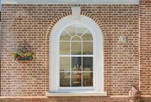 Our Shaped Windows / Not all windows are created equal. And not all windows apertures are created the same shape! The good news is , that when you're buying your windows from us, size and shape doesn't matter. Our windows can also be created in almost shape. As a result, this means we can manufacture bespoke windows that suit the architectural style of your home or create a feature by combining a number of different shapes and sizes.