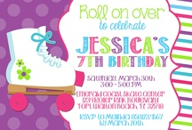birthday party ideas / by Serena Cheuvront