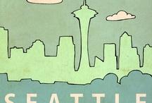 Seattle / by Debbie Graetz
