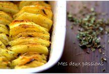 Mes recettes... Parcq je ne prépare pas que la cuisine marocaine