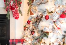 Дом на рождество