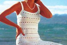 crocheted dresses