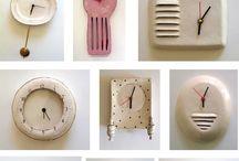 Ceramics: Clocks