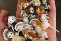 Dollies / Can't help it, I have a thing for dollies.
