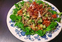 Salat/ Kaltespeisen/ Fingerfood