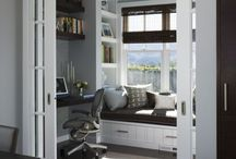 Decor: Interiors / by Megan Legear