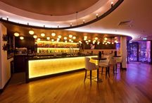 Chaophraya Restaurant. Leeds / Decorating by PA Schofield Ltd