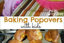 baking with kids / by Christina Mimay