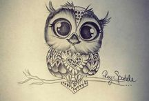 Tattoo Tiere