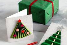 Cartes de noël et de vœux