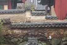 Korea traditional architecture