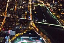 Beauty / Paris at night