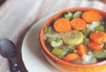 Soups: Warmth and Joy