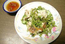 Leckeres aus Kambodscha / Kambodschanische Gerichte