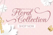 AGATHA Paris Floral Collection / AGATHA Paris celebrates nature with this delicate and romantically inspired collection. Leaf designs, forever keys and floral motifs take centre stage in this delightful and ultra-feminine line. This jewellery has a somewhat vintage and retro look.