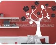 Vinilos Decorativos de Arboles / Vinilos de arboles para decoracion de interiores y exteriores / by Vinilos Decorativos MX Mexico Decoracion de interiores con vinil decorativo