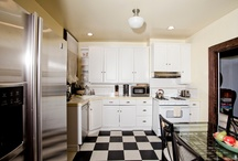 Cute Kitchens / by RedAwning Vacation Rentals