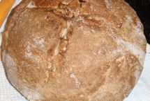 tvarohový chleba