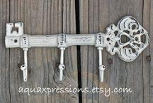 Key Hooks   / by AquaXpressions
