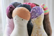 Free Toy Patterns / A collection of free toy sewing patterns