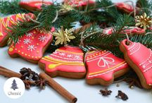 Ginger Tree / Ginger Tree is an online home bakery. Gingerbread cookies from Russia. Muffins and cupcakes.