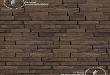 Wood panels texture seamless / royalty free professional seamless textures for architectural 3d visualization and all CG artist
