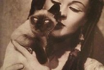 famous people with animals
