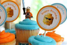 Birthday ideas for a boy... / by Tracy Hunter