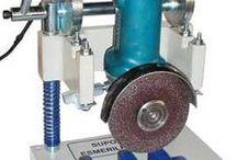 Máquina para cortar metal