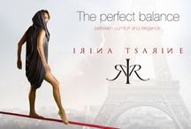Irina Tsarine / Chez Irina Tsarine la Liberté devient source de la Beauté