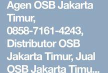 Agen OSB Jakarta Timur, Agen OSB Matraman, 0858-7161-4243 (WA/Call)