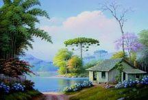paisaje espectacular