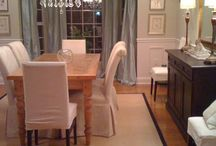 Dining rooms / Paint schemes